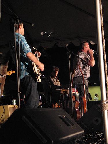 Calexico w/ Craig Schumacher - TapeOpCon 2007