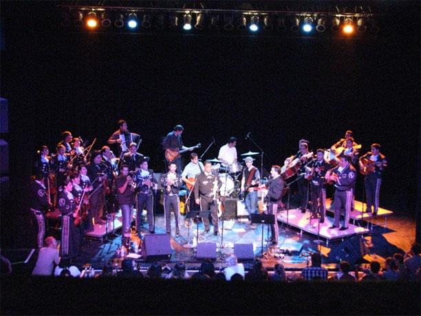 Calexico - 2008-05-23 - Rialto Theater, Tucson, AZ