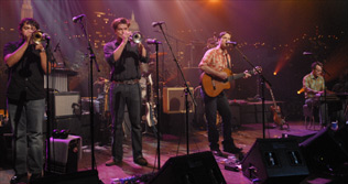 Calexico Live on Austin City Limits