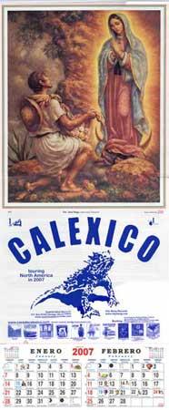 calexico calendar