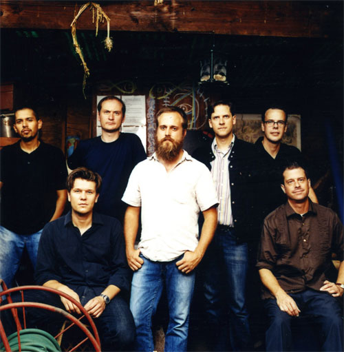 calexico and iron wine